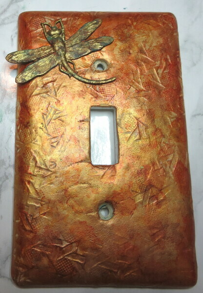 Blythe Spirit Creations Light Switch Covers